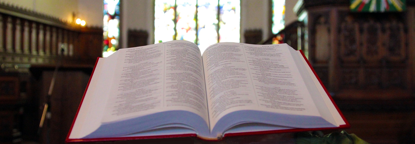 Bible reading plans | Rotherham Evangelical Church