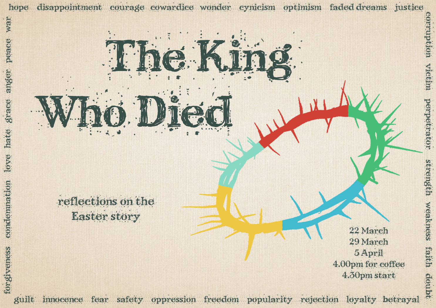 The King Who Died